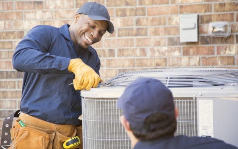 HVAC technicians in Kalida